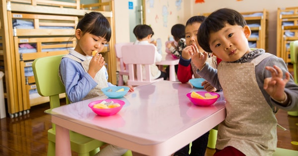 importance of cleanliness for children