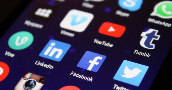 The 5 Most Popular Social Networks are