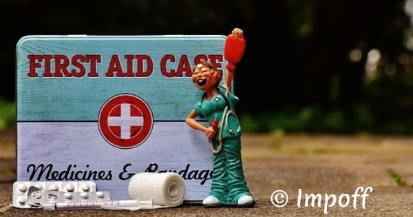why first aid box is required
